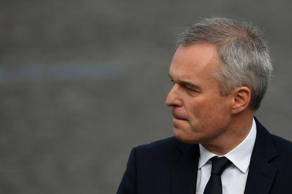 Le ministre de =l'Écologie, du Développement durable et de l'Énergie François de Rugy