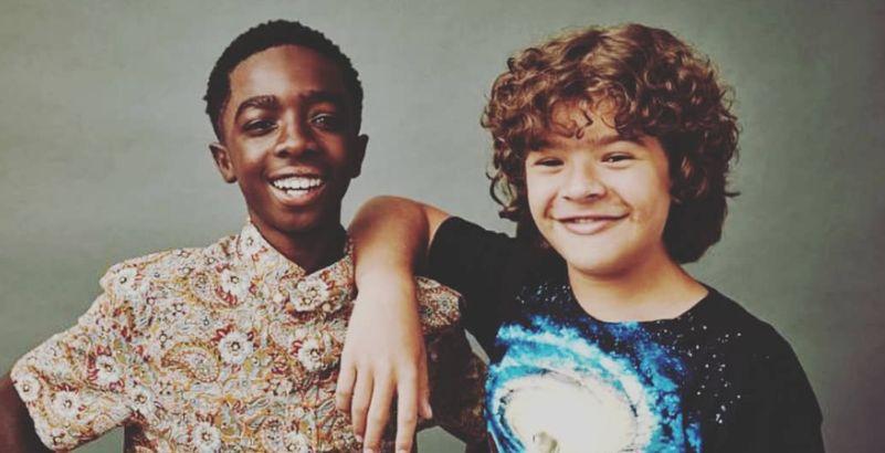 Dustin et Lucas | La Boutique Stranger Things