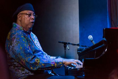 Chucho Valdes au Blue Note à New York en 2017