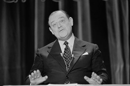 Raymond Barre (avril 1977)