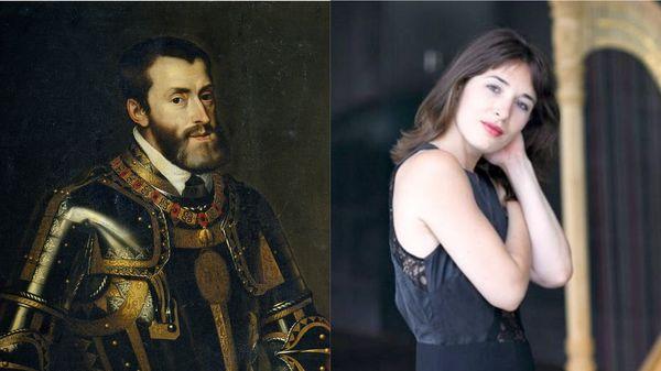 Fastes du Siècle d'or espagnol par la Compagnie La Tempête et récital de harpe par Anaïs Gaudemard
