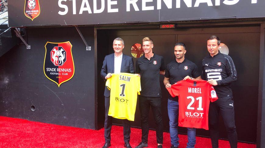 Le but est de s'inscrire dans la continuité et se faire un nom en Europe pour le Stade Rennais.