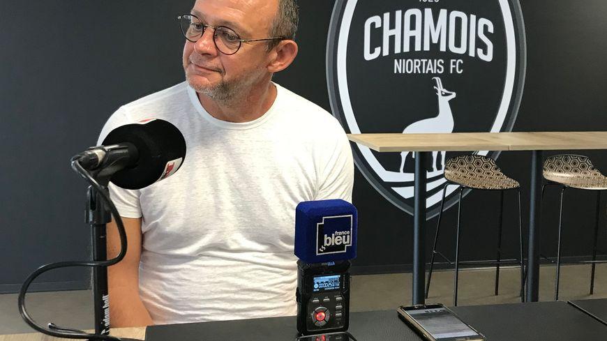 Pascal Plancque, l'entraîneur de Niort, a fait le point sur le groupe qui affrontera Troyes ce vendredi.