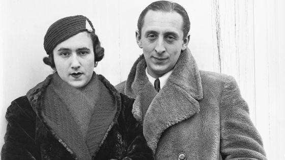 Vladimir et Wanda Horowitz à New-York en 1935