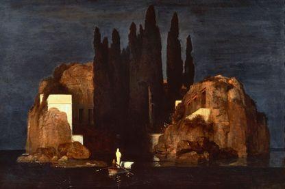 Île aux morts, Arnold Bocklin (1880)