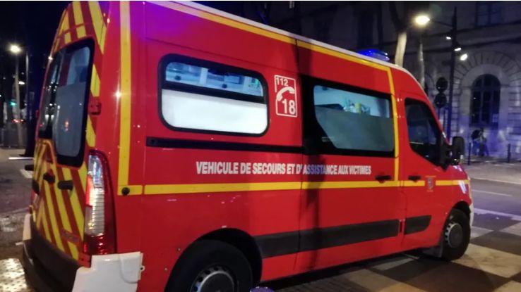 Un véhicule de pompiers - Image d'illustration