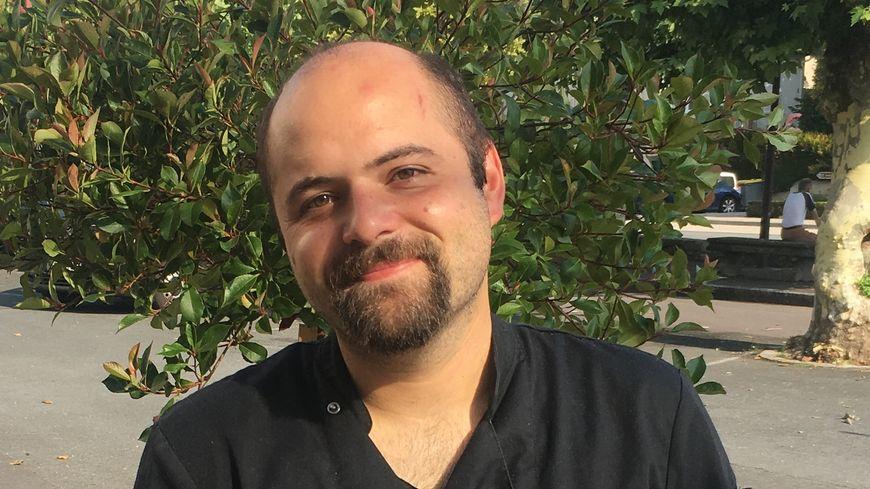 Le Chef Benjamin Starzinskas
