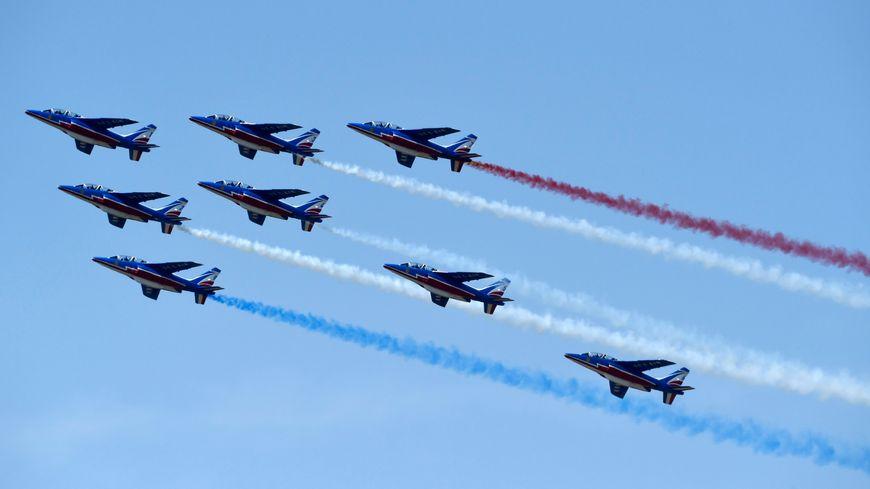 La Patrouille de France (photo d'illustration)