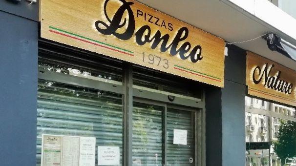 La Pizzeria est fermée pour dégât des eaux