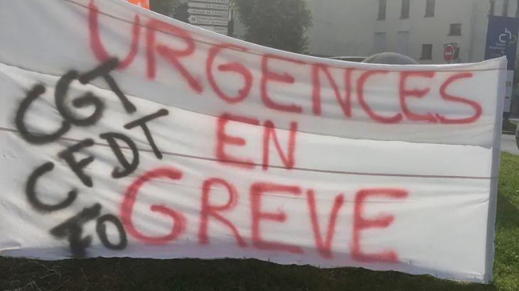 La grève continue aux urgences de Bergerac et Périgueux