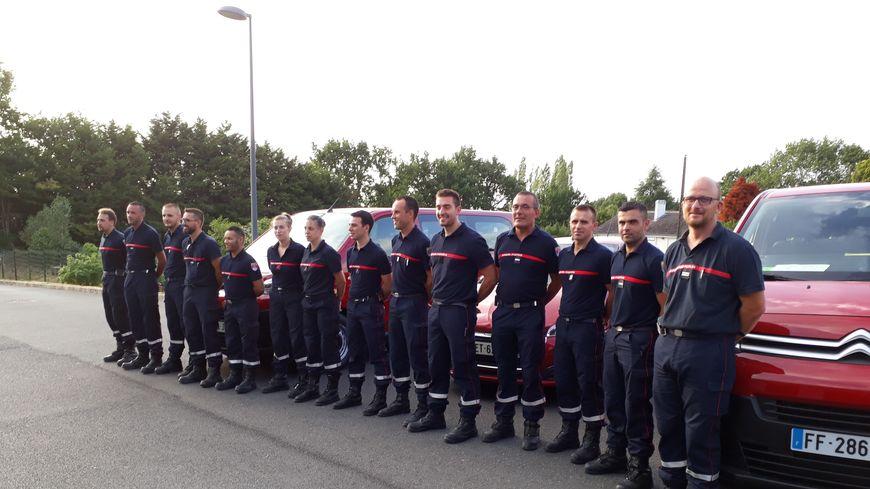 14 sapeurs-pompiers de Loire-Atlantique sont partis, ce jeudi soir dans l'Eure, pour une durée de 24 à 36 heures.
