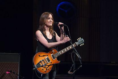 Keren Ann en concert à Paris en 2016