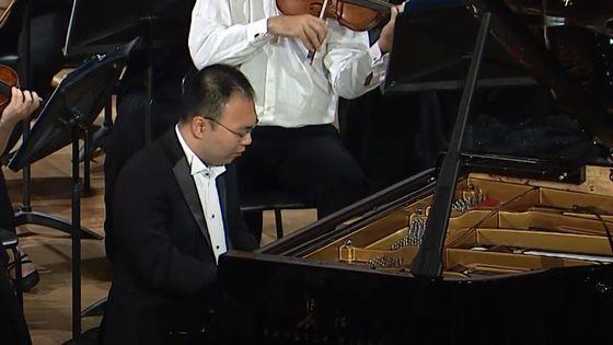 Au Concours Tchaïkovski, l'inversion de l'ordre des partitions de An Tianxu a gâché sa performance.