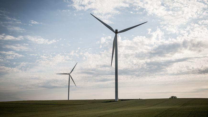 Un projet vise à agrandir le parc éolien de Bussière-Saint-Georges (photo d'illustration)
