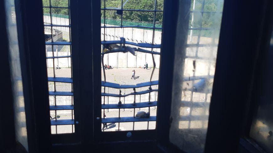 Maison d'arrêt du Bois d'Arcy. 02.07.19