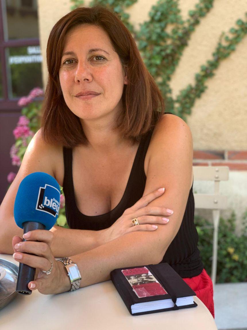 Caroline Bruant, directrice adjointe de la Maison Elsa Triolet Aragon