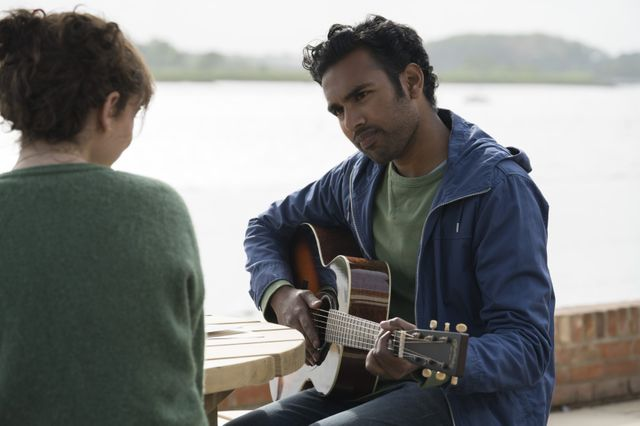 Himesh Patel et Lily James dans Yesterday