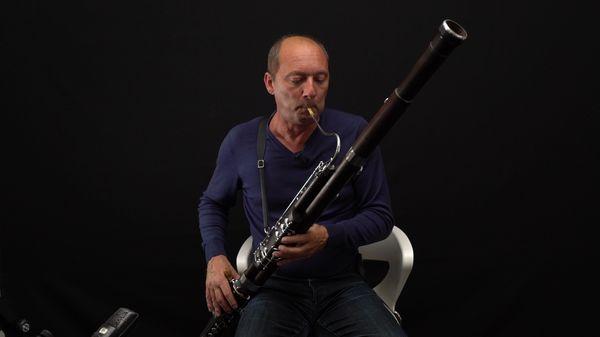 VIDEO : Le basson par Philippe Hanon