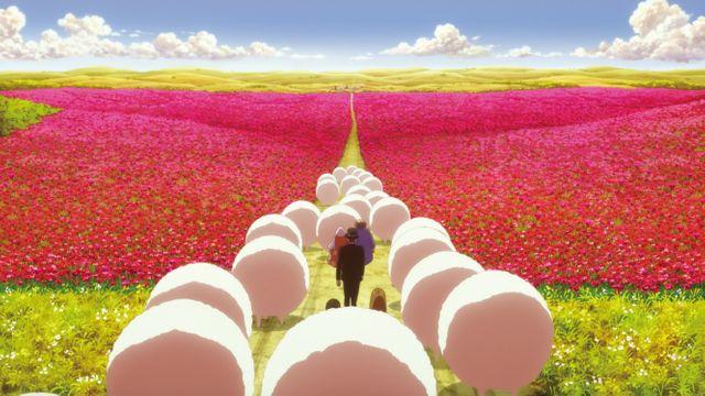 """L'une des images de '""""Wonderland, le royaume sans pluie"""" du japonais Keiichi Hara"""