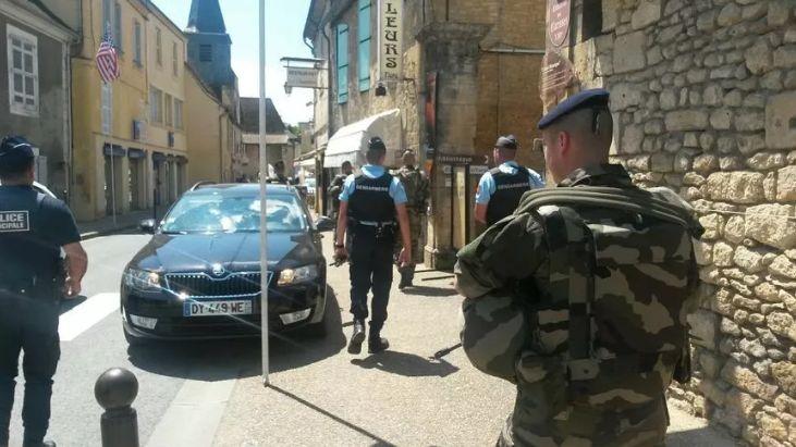 Les militaires de Sentinelle seront déplopyés dans les secteurs touristiques