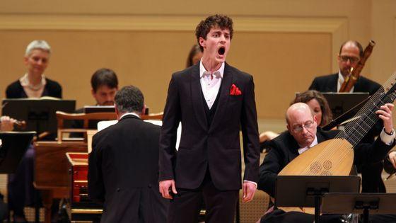 Le contre-ténor Jakub Jozef Orlinski avait déjà interprêté Rinaldo de Handel au Carnegie Hall de New-York, en 2018.