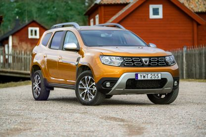 "Le ""Dacia Duster"" de chez Renault"