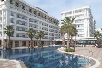De nombreux hôtels aux normes internationales vont ouvrir leurs portes dans les prochaines années.