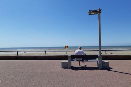 La plage du Touquet, dans le Pas-de-Calais