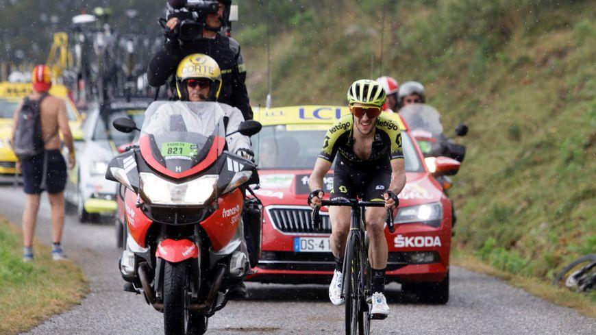 Simon Yates sur le Tour de France 2019