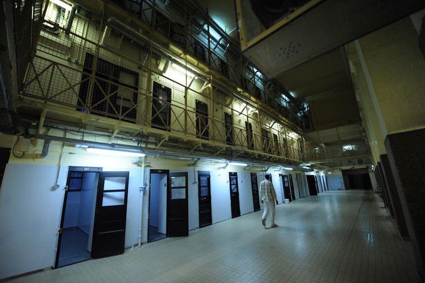 Quartier des hommes,  Palais de justice de Paris