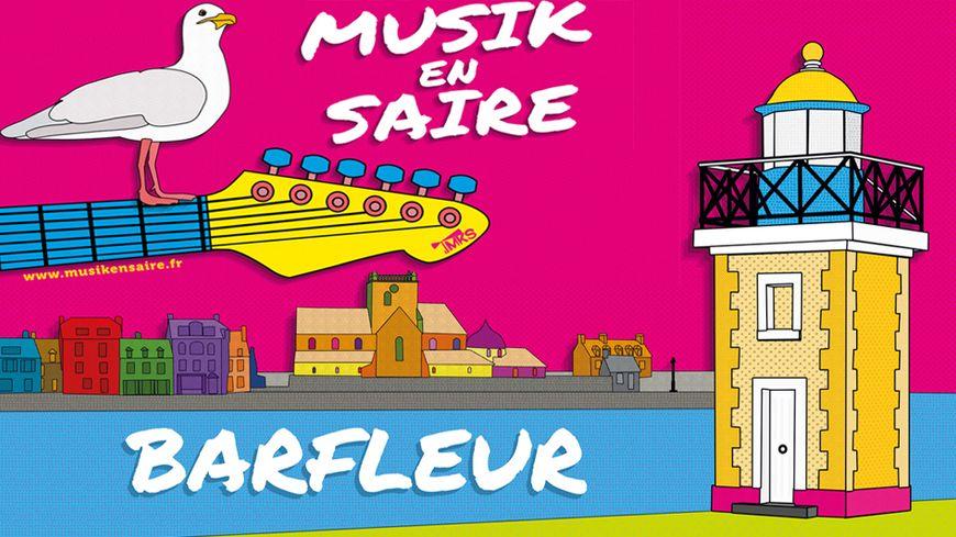 Musik en Saire 2019 à Barfleur avec France Bleu Cotentin