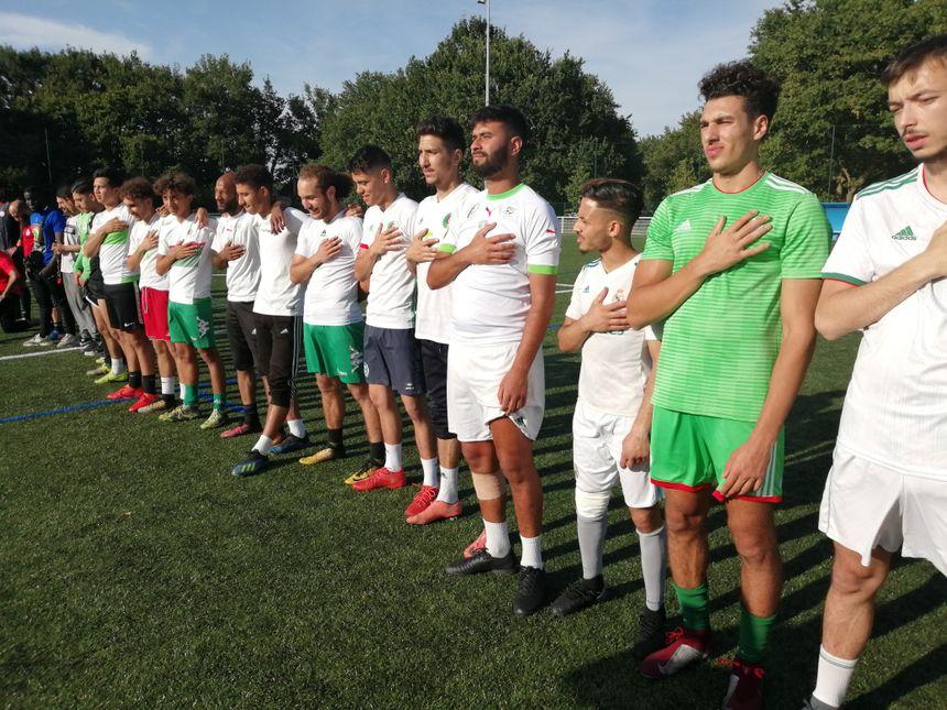 L'Algérie et la Tunisie s'affrontaient ce mercredi 10 juillet en demi-finale de la CAN de Nantes