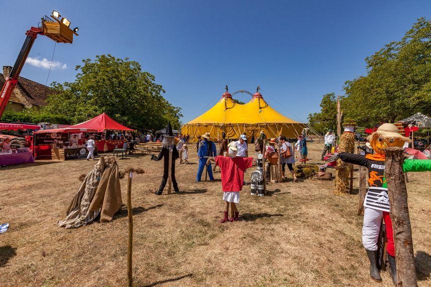 Le festival des épouvantails en 2018