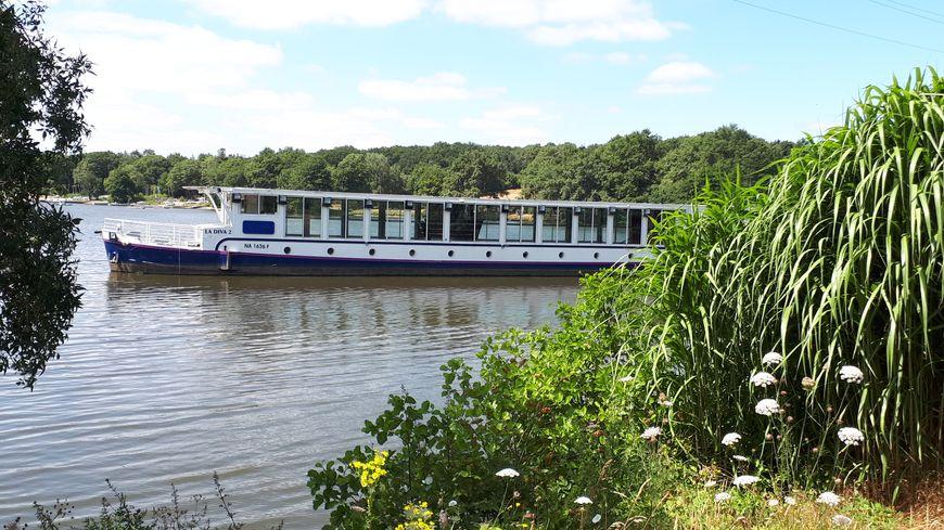 Le Diva 2 n'a pas réussi à accoster sur le ponton de la Beaujoire.