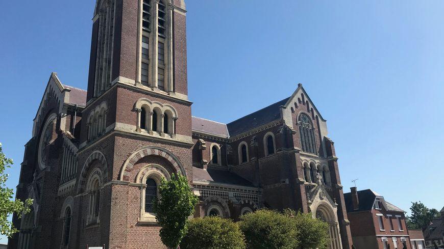 L'église de Rosières-en-Santerre victime d'un vol entre le 14 et 22 juillet