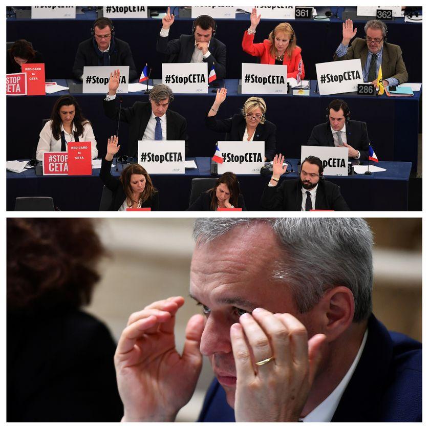 CETA, la fin de la mondialisation heureuse ? / L'écologie a-t-elle besoin d'un ministre ?