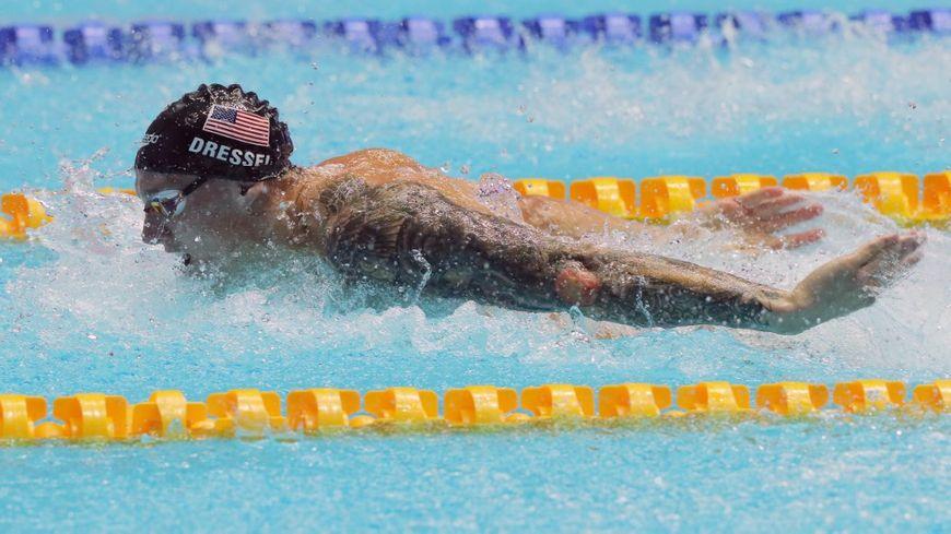 Caeleb Dressel a battu le record du monde sur 100 mètres papillon