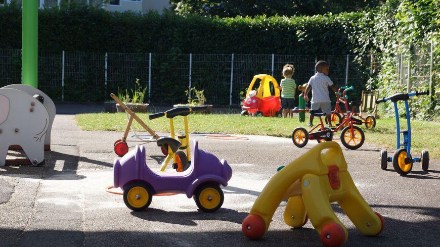 A Limoges les crèches et centres de loisirs sont prêts à faire face à la canicule, notamment avec la mise en place de jeux d'eau pour rafraîchir les enfants (Photo d'illustration)
