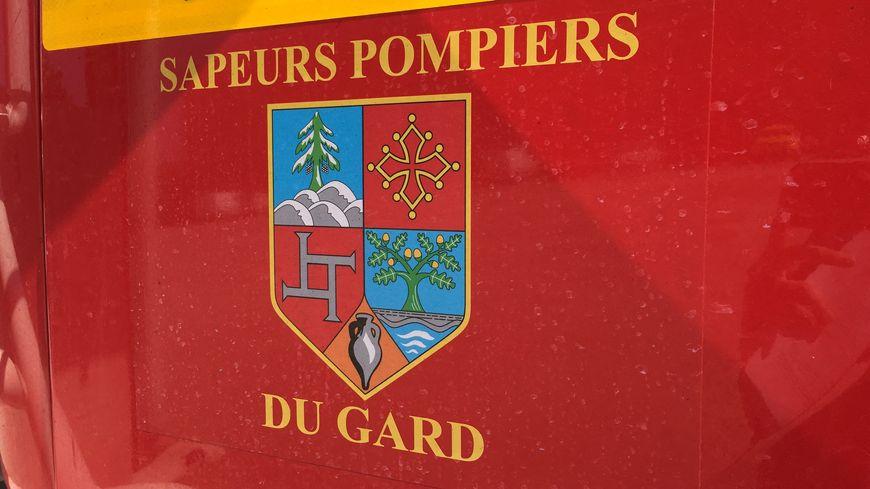 Les pompiers du Gard n'ont rien pu faire pour sauver l'automobiliste