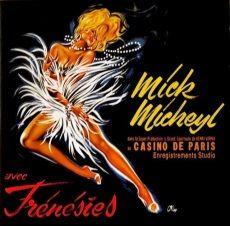 Avec frénésie - Super production à grand spectacle de Henri Varna au Casino de Paris...