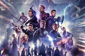 "Image promotionnelle du film ""Avengers Endgame"" de Marvel Studios"