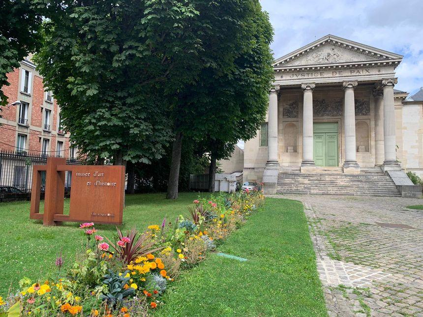 Le Musée d'art et d'histoire Paul Eluard