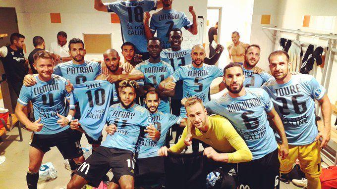 Les Ponots ont immortalisé leur première victoire en National à Bastia vendredi soir.