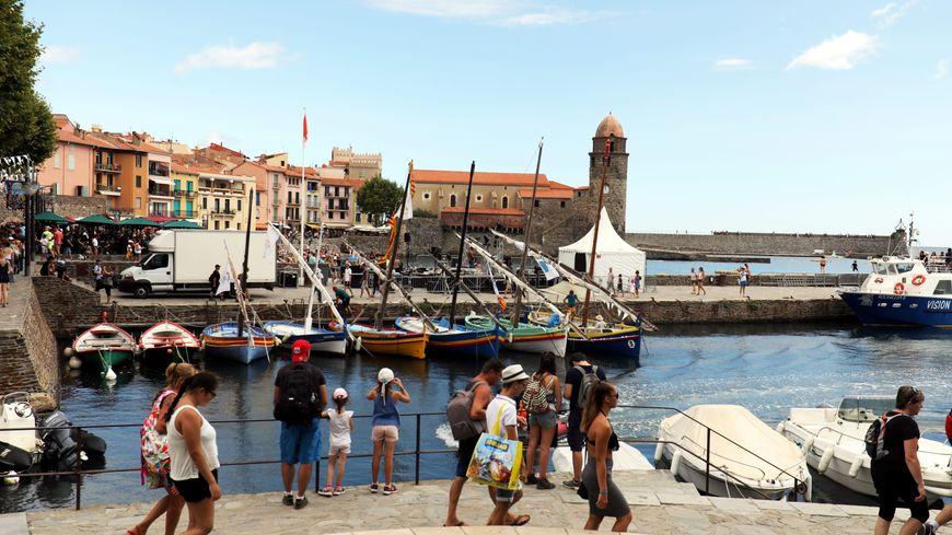 200.000 personnes devraient participer aux fêtes de Saint Vincent cette année à Collioure