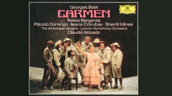 Geroges Bizet, Carmen (1978)