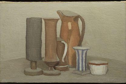 Still Life (Natura morta), par Giorgio Morandi, 1946