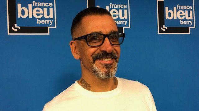 Denis Giraud est l'organisateur du Ink'n'Roll