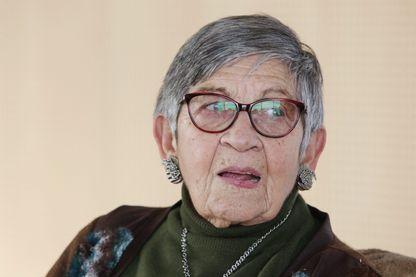 Ginette Kolinka, auteure de « Retour à Birkenau » (Grasset)