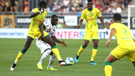 Ligue 1 : Amiens s'incline à domicile (1-2) face à Nantes