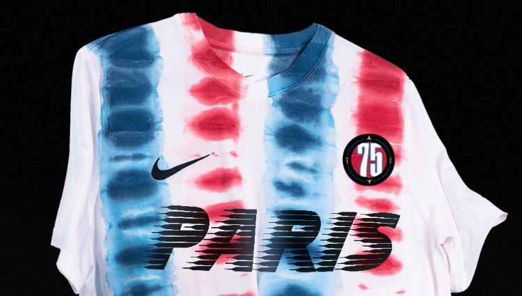 Nike révèle les maillots de foot des départements d'Île de
